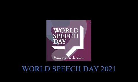 World Speech Day Singapore 2021 (Part 1)